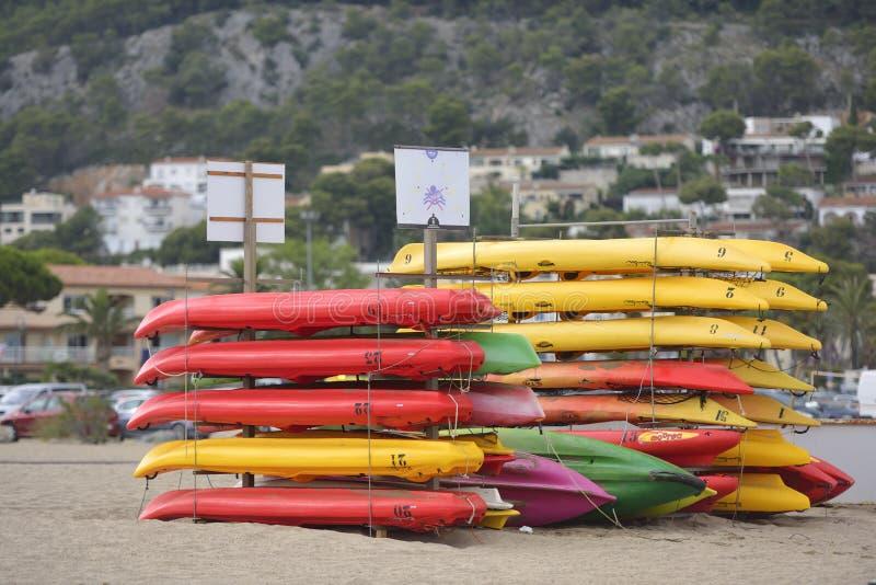 kayak foto de stock