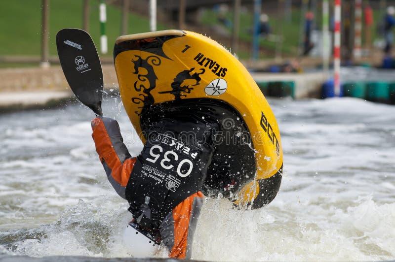 Kayak de style libre photos stock