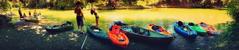 Kayak en abondance image stock