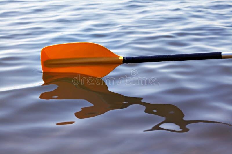 Kayaking stock afbeelding