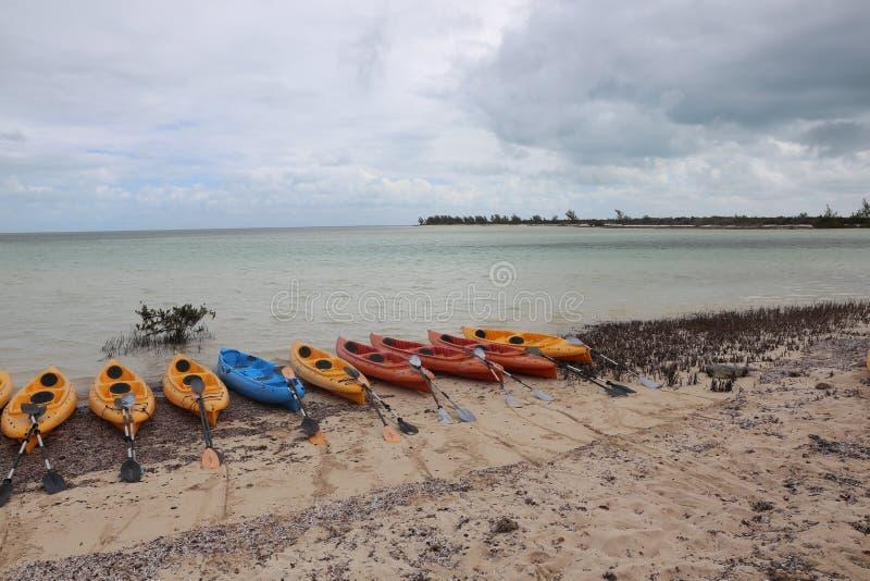 kayaking imagens de stock royalty free