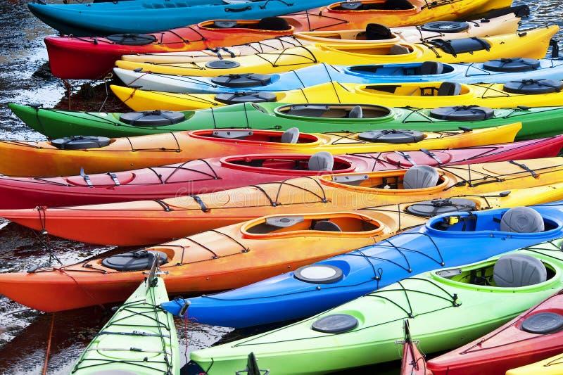 Download Kayaks stock image. Image of sports, outdoors, canoe - 21080289