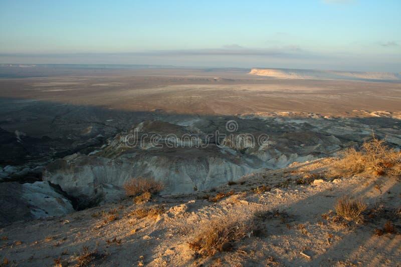 Kazach step fotografia stock