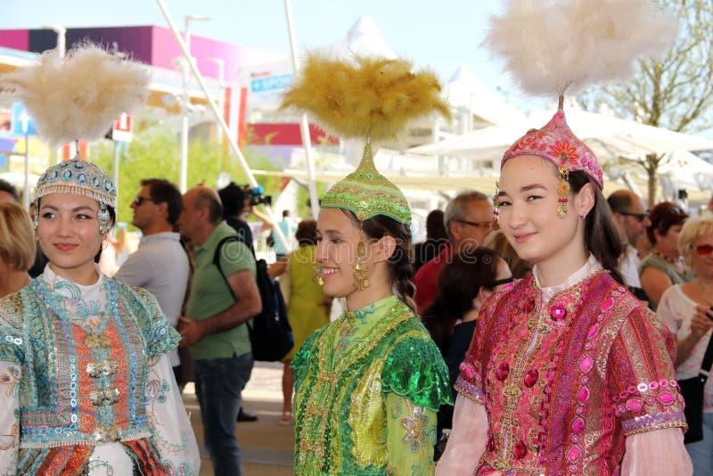 kazachstan stock foto