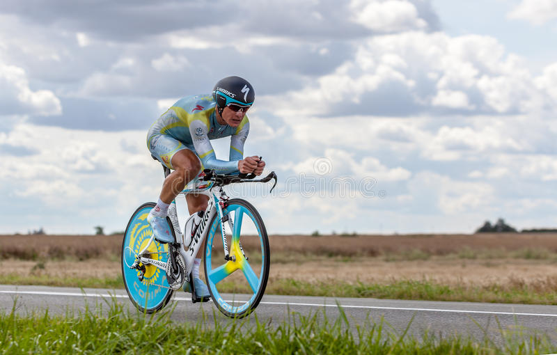 Download The Kazak Cyclist Vinokourov Alexandre Editorial Image - Image: 25904300