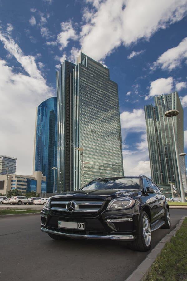 kazakhstan astana images libres de droits