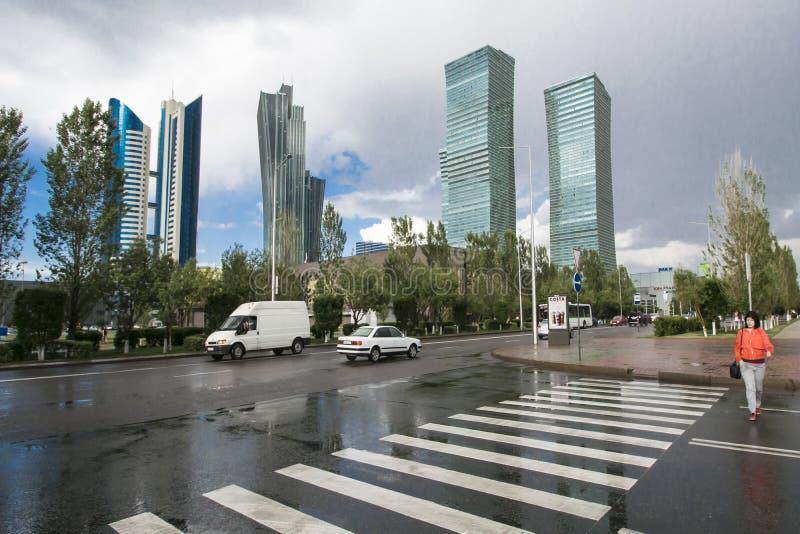 kazakhstan astana photo stock