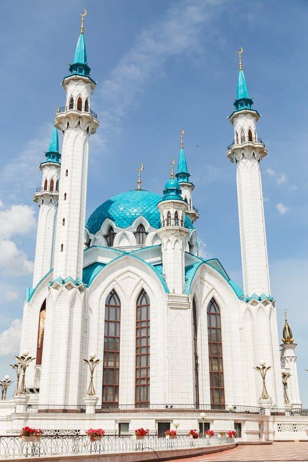 kazan Κρεμλίνο μουσουλμανι στοκ φωτογραφία