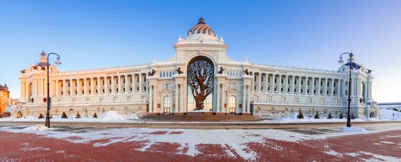 Kazan πόλη, Ρωσία στοκ εικόνες