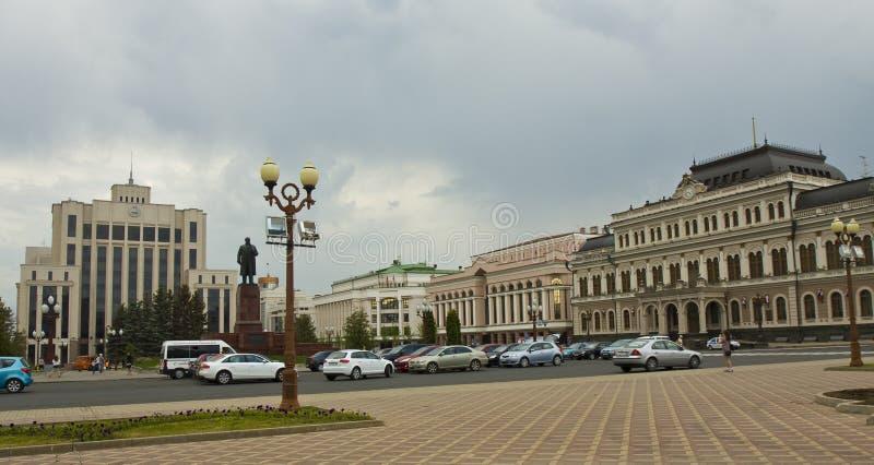 kazan fotografia stock