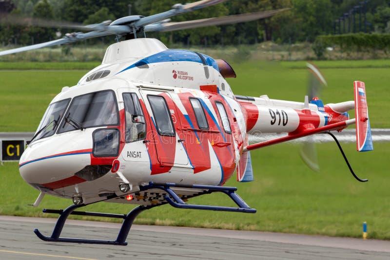 Kazan Ansat helikopter fotografia royalty free