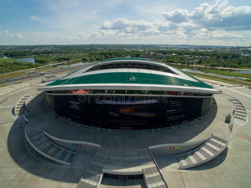 Kazan arena, 2016 fotografia stock
