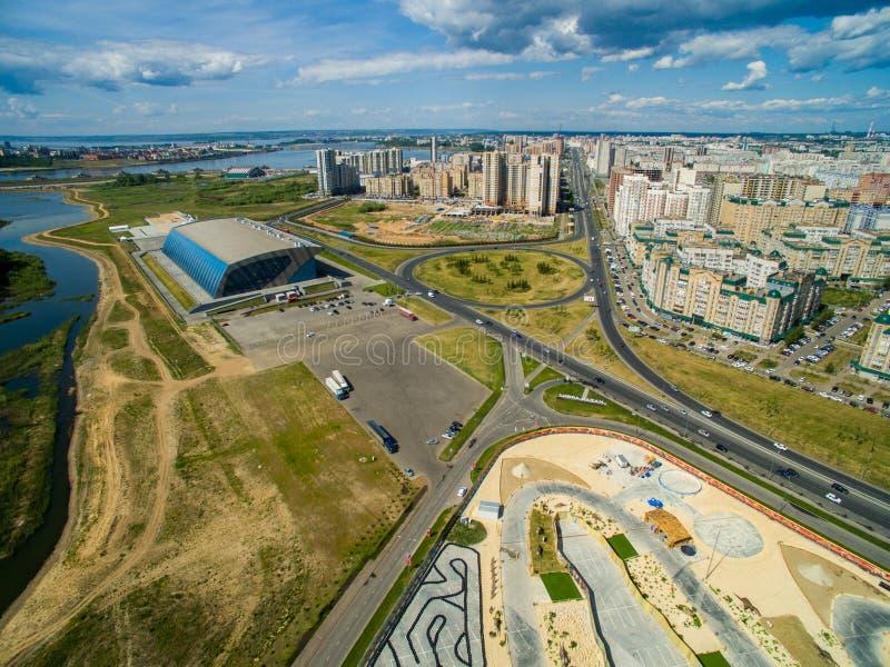 Kazan arena, 2016 obrazy royalty free