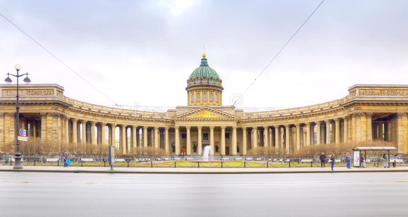 kazan arhitektury katedralny historyczny zabytek zdjęcia stock