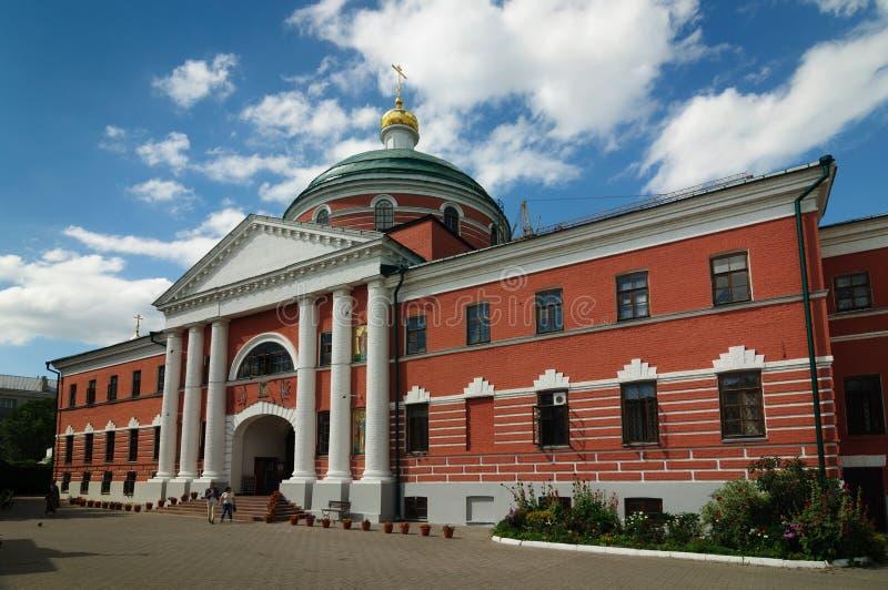 Kazan Bogoroditsky μοναστήρι στοκ φωτογραφίες με δικαίωμα ελεύθερης χρήσης