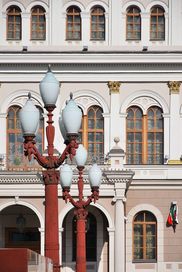 Kazan City Hall. Russia. City of Kazan. Kazan City Hall stock photos