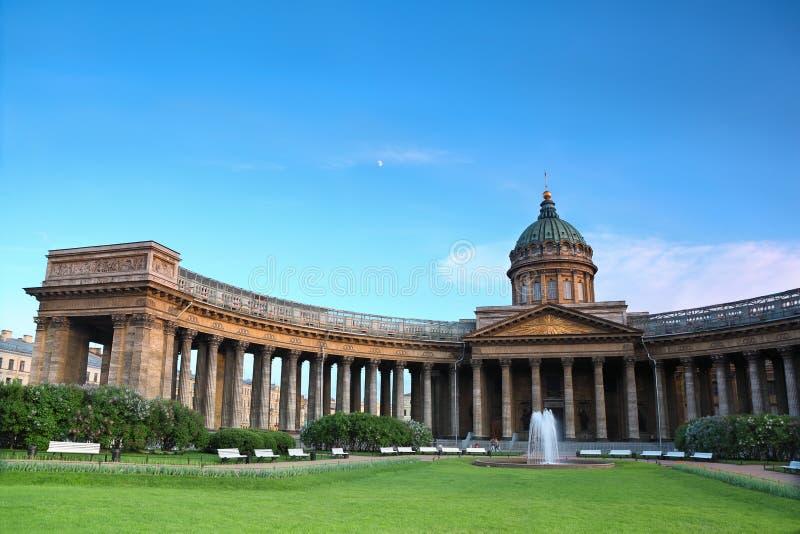 kazan katedralny st Petersburg obraz stock