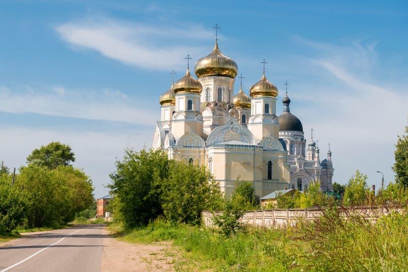 Kazan kobiet ` s monaster zdjęcie royalty free