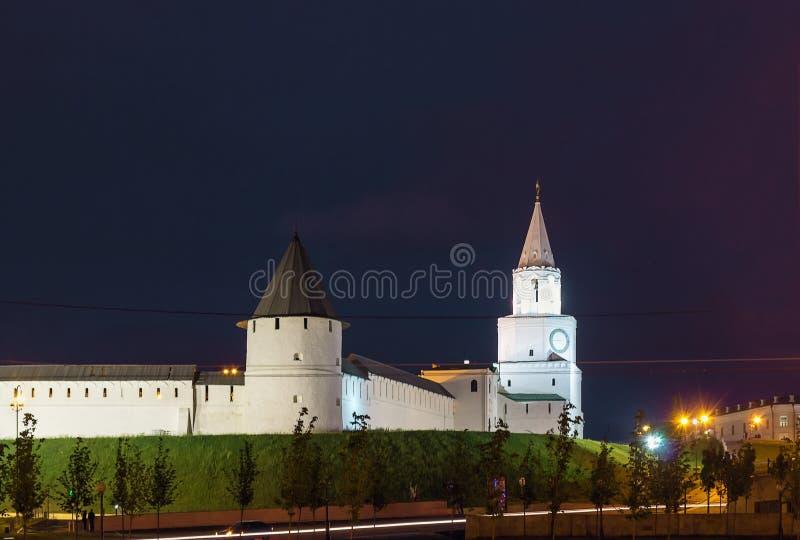 kazan Kreml obrazy royalty free