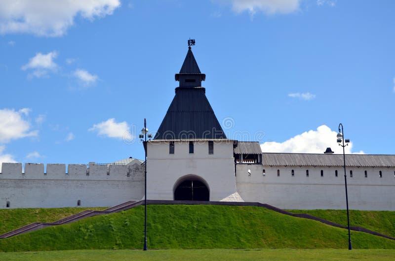 kazan Kreml obraz royalty free