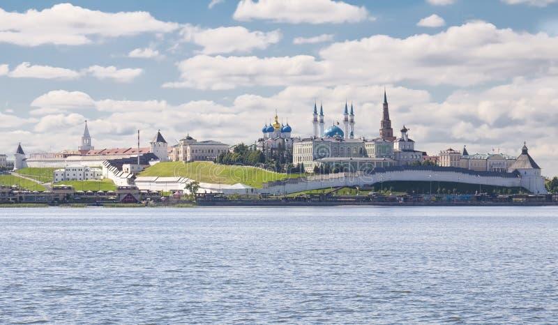 kazan kremlin стоковая фотография rf