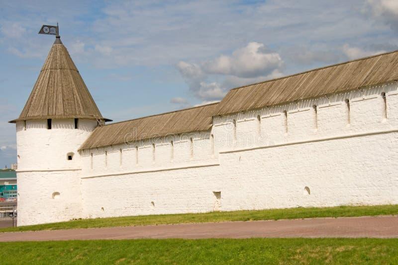 Kazan. Kremlin royalty free stock images