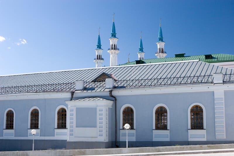 kazan kremlin стоковые фото