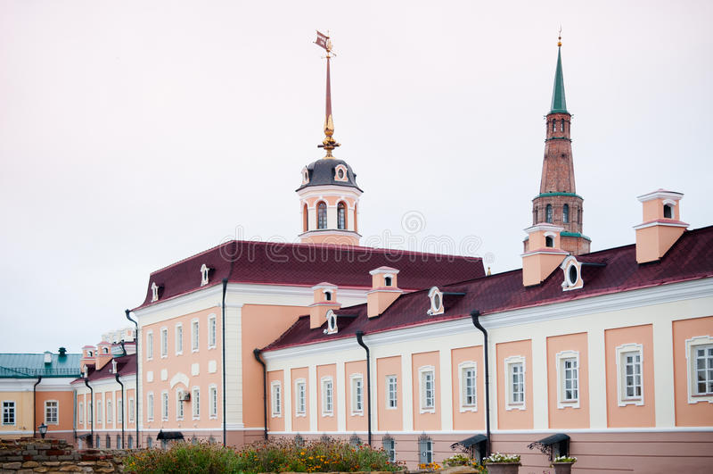 Kazan Kremlin fotografia de stock royalty free