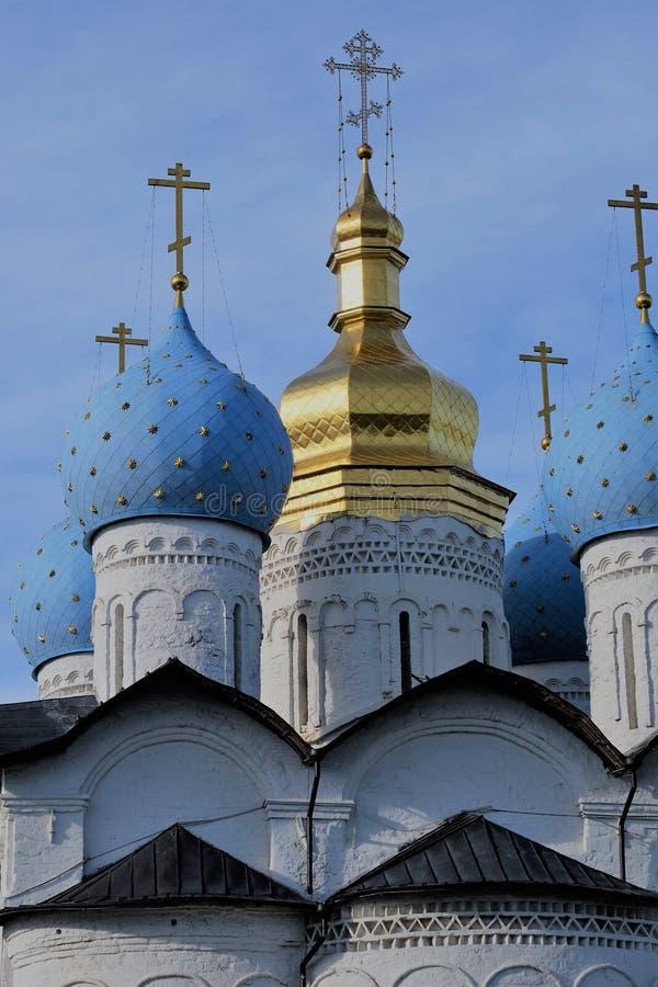 Kazan Kremlin, Kazan Rusia obraz stock