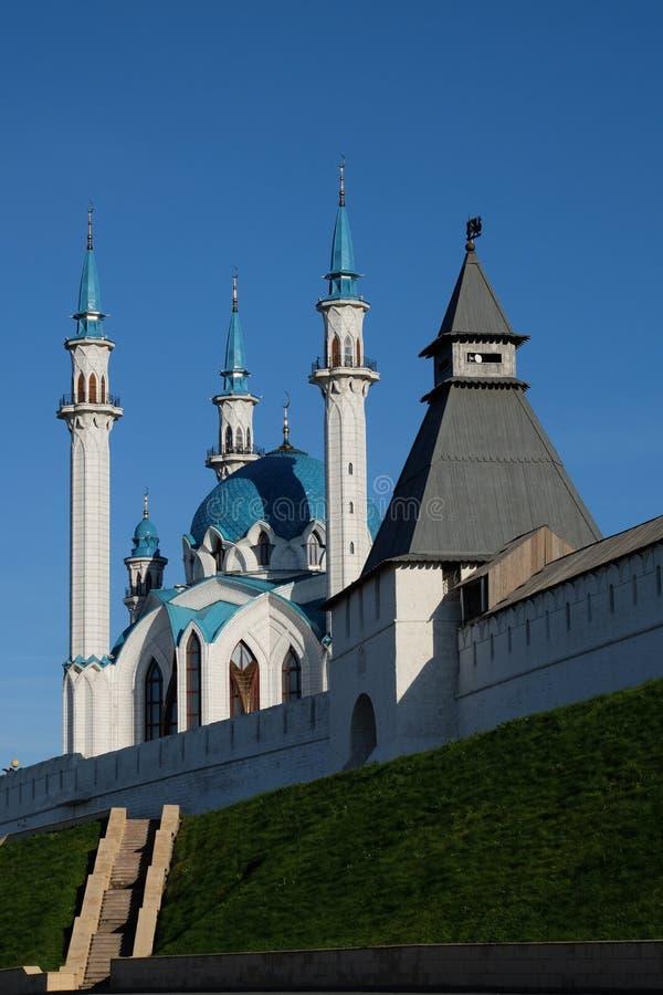 Kazan Kremlin, Kazan Rusia zdjęcia royalty free