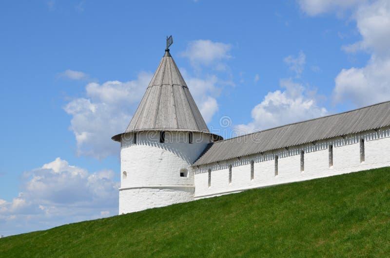 Kazan Kremlin royalty free stock photos