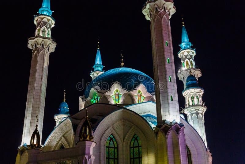kazan kula meczetu sharif obrazy royalty free