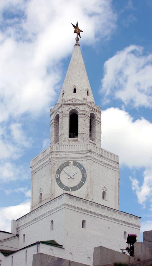 Download Kazan. La torre de kremlin imagen de archivo. Imagen de torre - 7282391