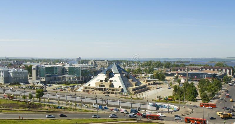 Kazan royalty free stock image