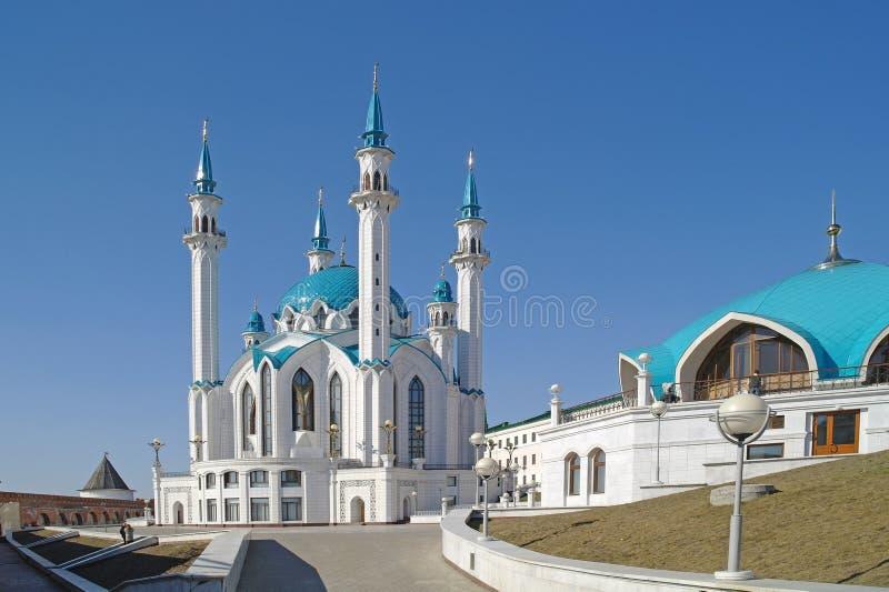 kazan meczetu qolsharif obrazy stock