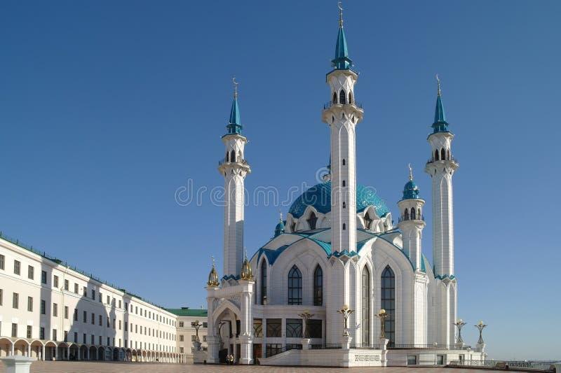 kazan meczetu qolsharif obrazy royalty free