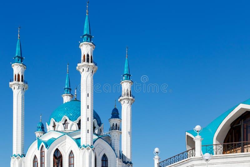 Kazan miasto, Rosja obraz royalty free