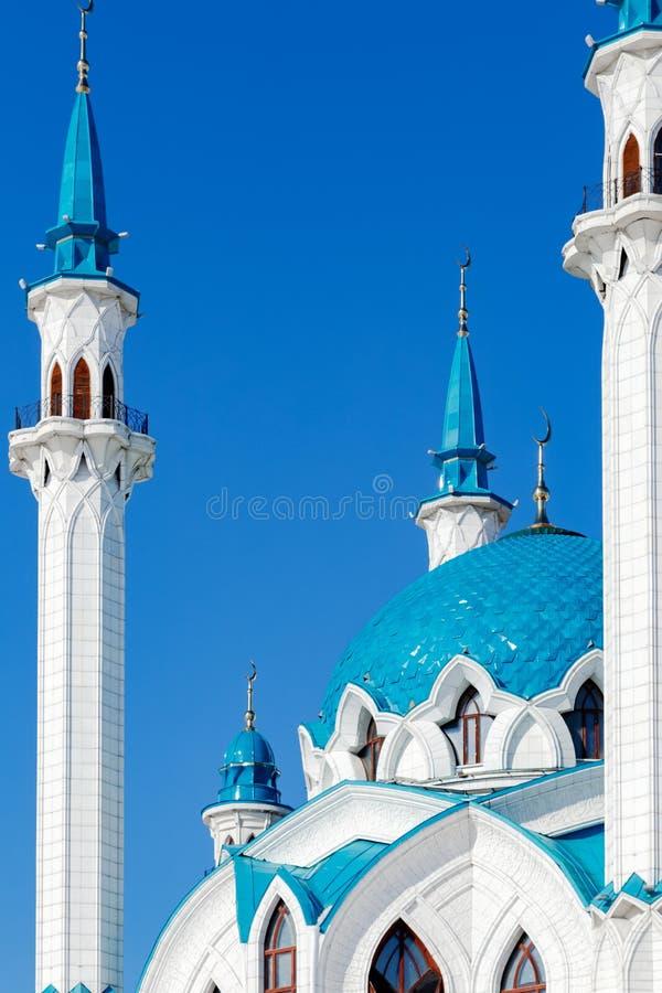 Kazan miasto, Rosja fotografia royalty free