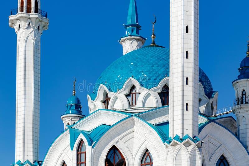 Kazan miasto, Rosja fotografia stock