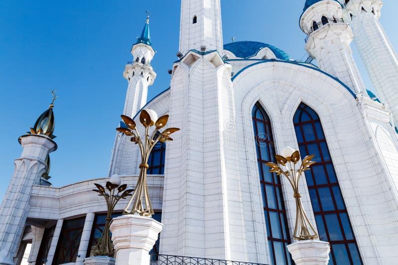 Kazan miasto, Rosja zdjęcia stock