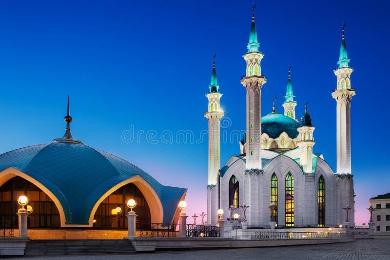 Kazan miasto, Rosja obrazy stock