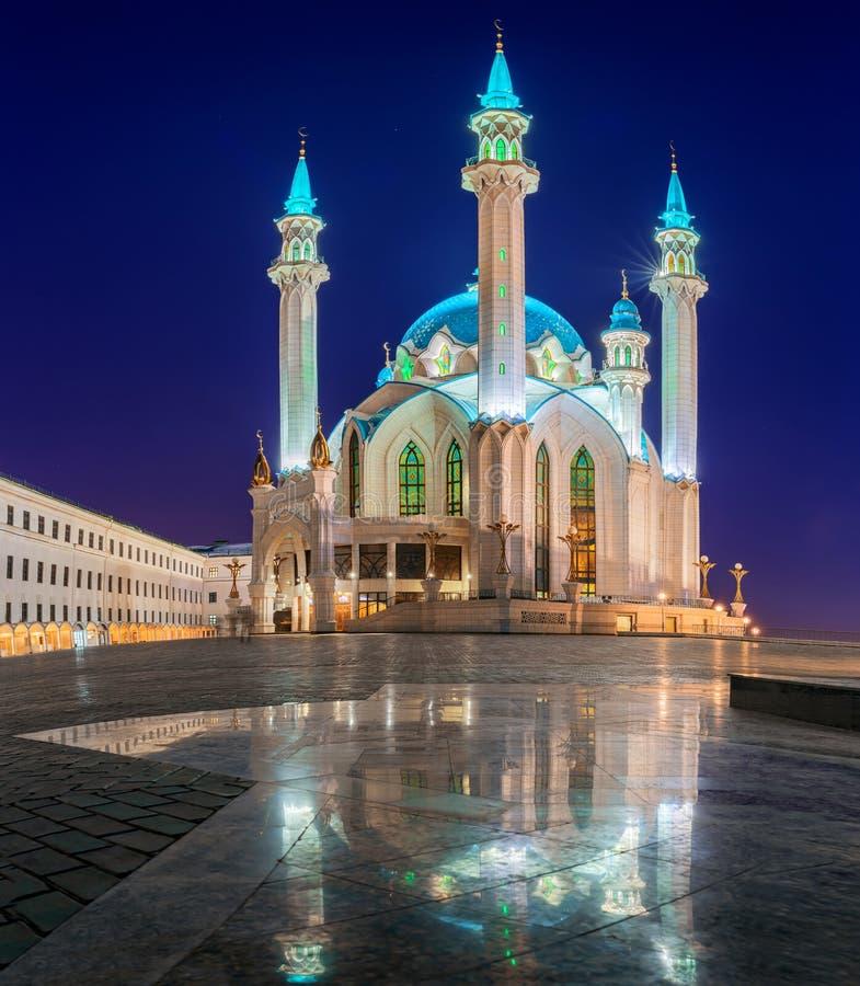 Kazan miasto, Rosja obrazy royalty free
