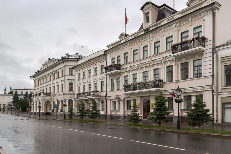 Kazan, Rússia fotos de stock royalty free