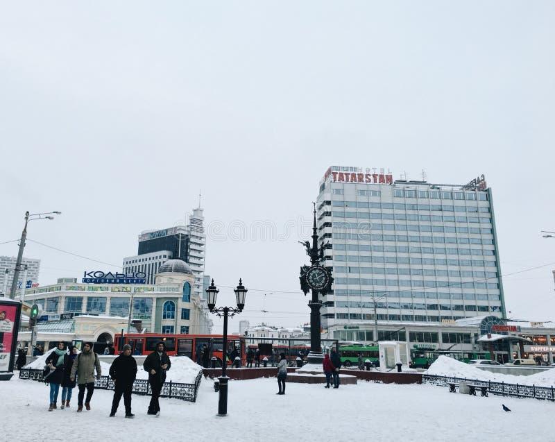 Kazan widok zdjęcie stock