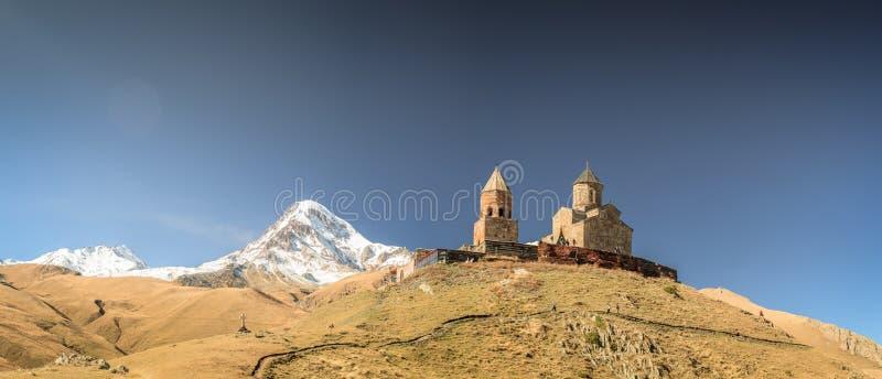 Kazbek royalty-vrije stock foto