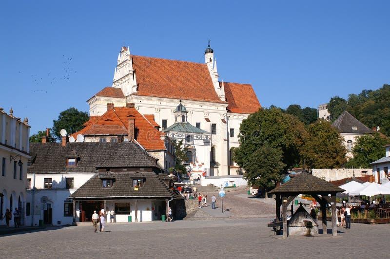 Kazimierz imagens de stock