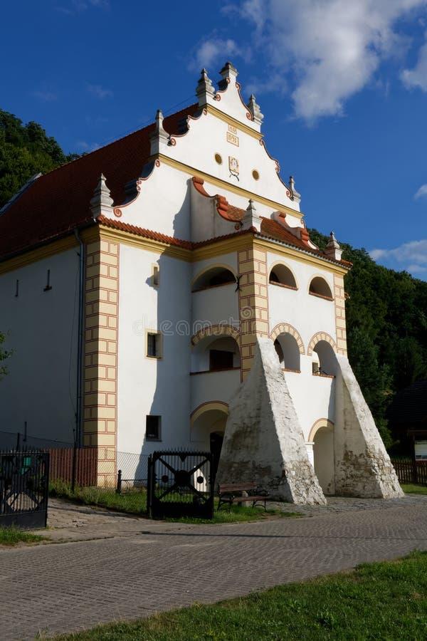 Kazimierz Dolny, Lubelskie, Pologne photos stock