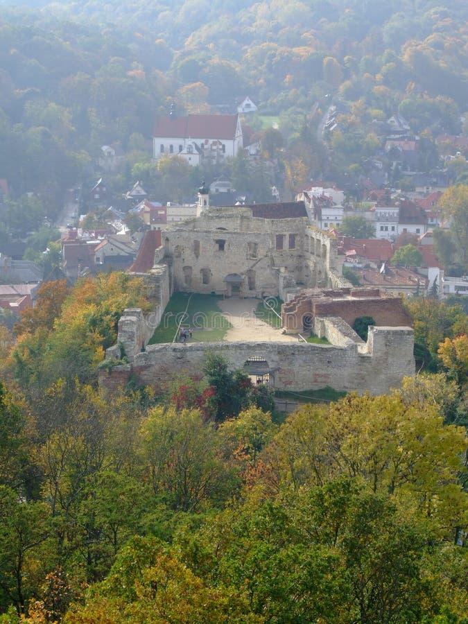 Kazimierz Dolny, Poland stock photo
