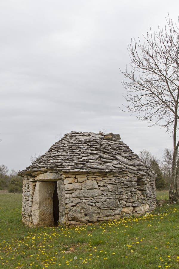 Kazun en Istria imagenes de archivo