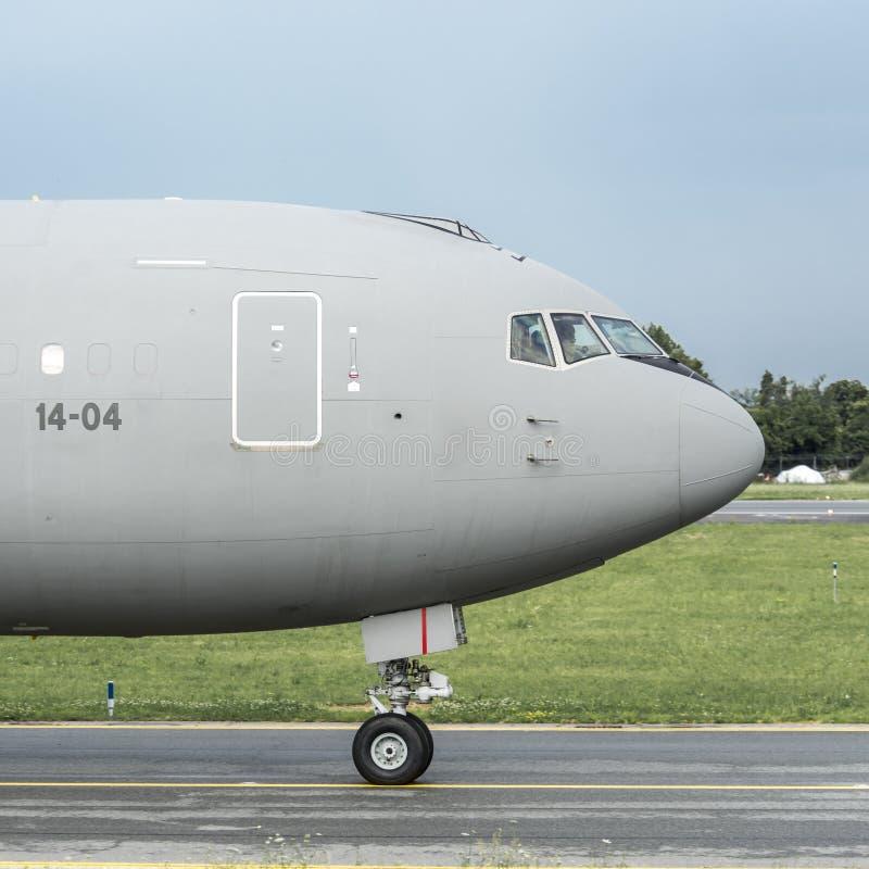KC767A Aeronautica Militare MM62229 免版税库存照片